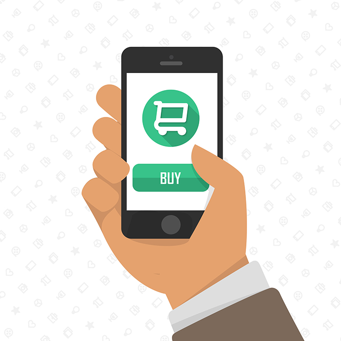 Mobile E-Commerce-App