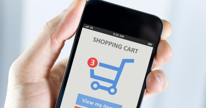 Mobile E-Commerce-App